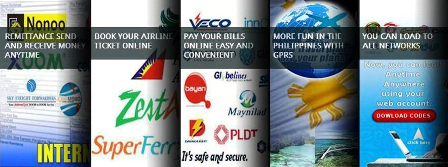 unified products services negosyo business franchise global pinoy remittance home base Philippines online