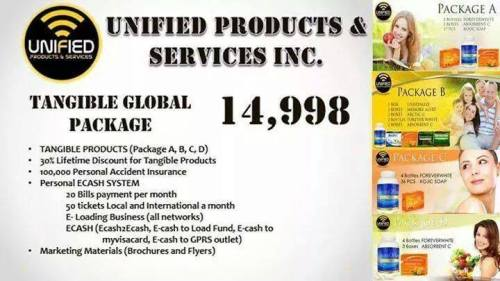 Unified Products and Services UpsExpress Negosyo Business Online Home Base Philippines
