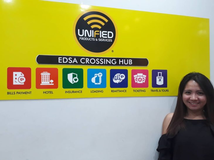 Janice Jose of Unified Products and Services Imus Dasmarinas City Bacoor Cavite Talaba Office - Home Based Business Online Negosyo Franchise Philippines 3