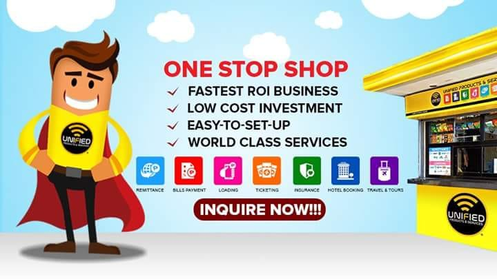 Unified Products and Services Incorporated is the hottest one stop shop business in the Philippines - Main Office Official Web Site