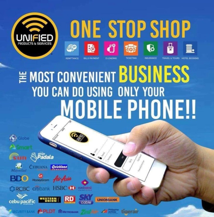 Unified Products and Services Inc Main Office Official Website negosyo business franchising online home Philippines City Mandaluyong Pasig Antipolo Pasay Makati Quezon Pateros